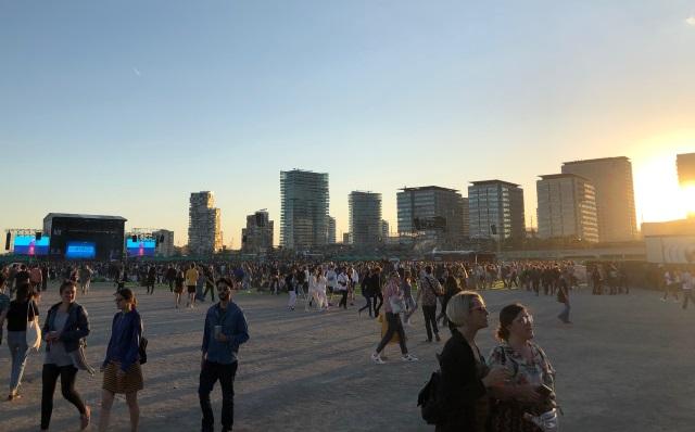 Primavera Sound - fed festival i Barcelona