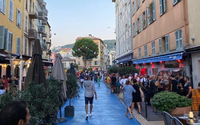 Mini-guide til Nice og Cote d\'Azur